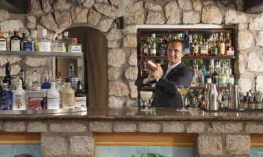 Daniele Chirico e il giro del mondo in un cocktail: ma il punto di partenza è sempre la sua isola, Capri!