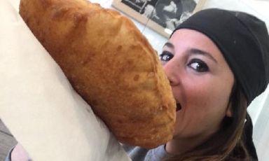 Isabella De Cham, la regina della pizza fritta