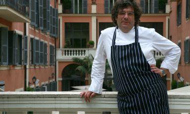 Fulvio Pierangelini ci racconta quale sia per lui il senso della cucina, anche dopo il Coronavirus