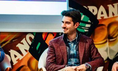 Emanuele Trono alias Enoblogger: il digital-pensiero di positività di un autorevole influencer del vino