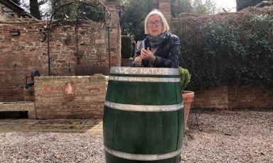 Il senso di responsabilità, e l'animo green, delle Donne del Vino