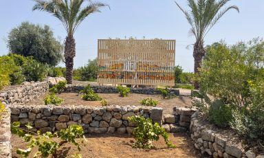 Futuro Anteriore, il giardino di Donnafugata nel parco Radicepura a Giarre (CT) che celebra l'alberello pantesco e lo Zibibbo