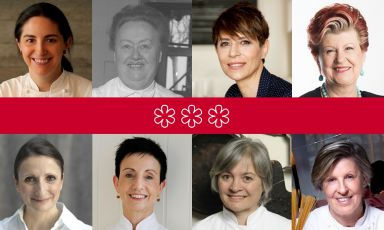 The Michelin guide is always ungenerous with female chefs