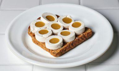 An egg without a chicken, di Annie Larkins, anniel