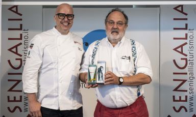 Paolo Brunelli e Paolo Marchi duran