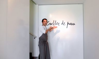 The cuisine of Javier Olleros: magic and responsibility