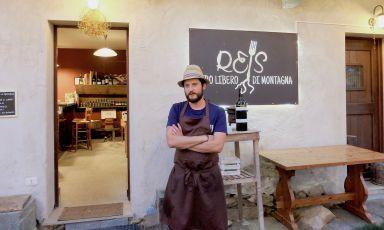 Juri Chiotti e il nuovo Reis ancora più Reis (intanto sarà a Identità Milano)