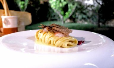 Pietramare: great pasta and other delicacies