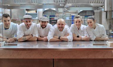 Il gran lavoro di Marco Visciola a Il Marin per il riscatto della cucina ligure