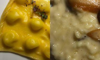 Mazzocchi e Léveillé: le nostre magie col Parmigiano