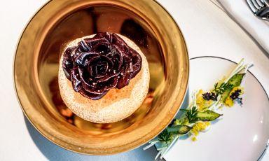 Alfio Ghezzi: una ricetta speciale per annunciare l'apertura di una nuova sede del suo ristorante Senso