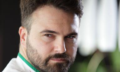 Enrico Croatti a Identità Golose Milano, aspettando Moebius