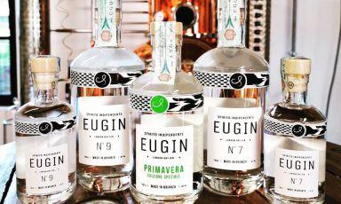 Eugin, distillatori brianzoli