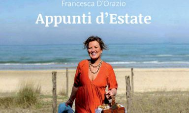 Particolare di Appunti d'Estate, il ricettario di Francesca D'Orazio