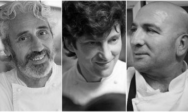 Fish&Chef: che inizio con Leandro Luppi, Massimo Fezzardi e Carmelo Di Novo