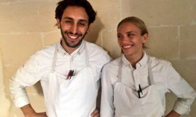 Floriano Pellegrino e Isabella Potì (fotoMadrid Fusión Manila)