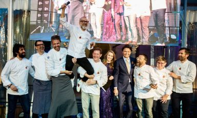 Eight chefs and a schiscetta against waste