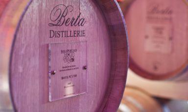 Distillerie Berta, nel segno della tradizione. E dei lunghi affinamenti