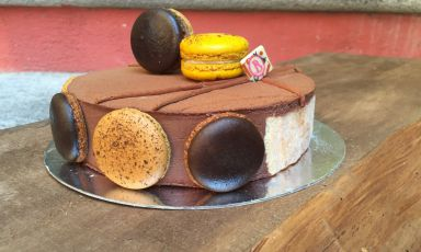 We asked Andrea Besuschio, a great pastry chef con