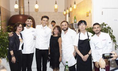 Giovani, creativi, unici: da Giolina quattro Young Chef interpretano la pizza