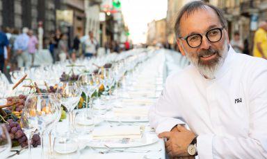 Parma premia Norbert Nierdkofler alla Cena dei Mille