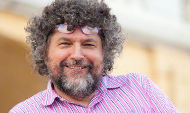 Andrea Grignaffini,docente di enogastronomia e m