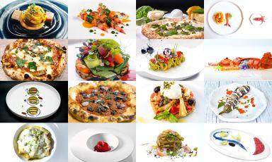 La rinascita della ristorazione campana, in 20 piatti di altrettanti grandi chef