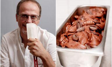 Il mancato ingegnere Giuseppe Bassanelli e i suoi gelati al cioccolato, a Roma