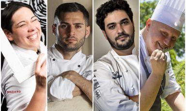 Identità, prodotto, ricerca e qualche cambiamento: la ripresa secondo quattro giovani (e bravi) chef siciliani