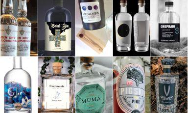 Dieci gin per l'estate. Straordinari, e rigorosamente italiani