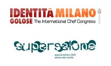 Identità Golose sarà al Supersalone, l'evento speciale 2021 del Salone del Mobile di Milano