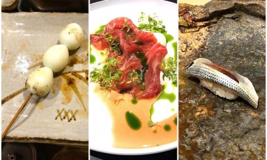 Le tante cucine differenti di Tokyo: tre indirizzi golosi da non perdere