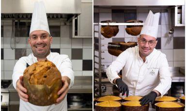 Panettone al cioccolato, la sfida di Angelo Mattia Tramontano