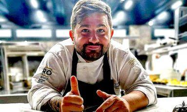 Al Rear di Nola lo chef Franzese narra la Campania e il mondo, insieme