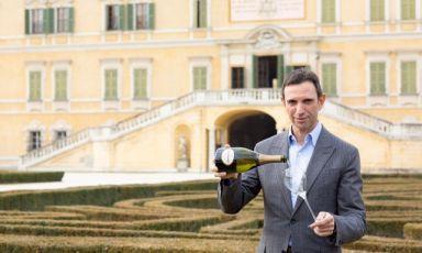 Ruinart ha presentato a Parma il suo 2007 Dom Blanc de Blancs