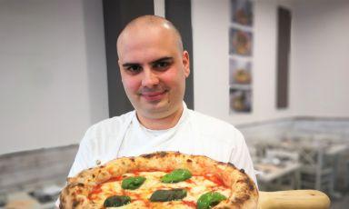 Il Segreto di Pulcinella? Nelle pizze di Giuseppe Bove