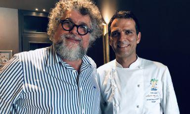 Luca Landi, chef del Lunasia a Viar