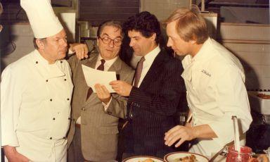 Una foto del 1985: seconda edizione di Europa a Ta