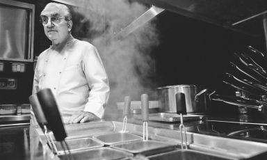 Farewell to Gualtiero Marchesi. The Maestro of Italian cuisine passed away
