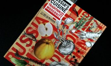Russia's Cuisine – Tradition and Modernity, published in English by Chernovic & Co. is the volume, created specifically for Expo, that analyses all of Russia's cuisine, both traditional and contemporary