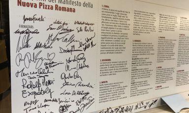 Il manifesto in 10 punti della Nuova Pizza Romana,