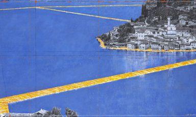 The Floating Piers: arte e palato