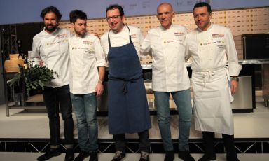 Great chefs from Veneto