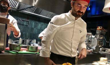 Federico Sisti, da aprile 2021 al timone di Frangente a Milano, ristorante novità nella Guida di Identità Golose