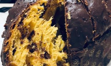 Paolo Brunelli & Lucca Cantarin: incontro tra gelato e panettone