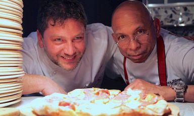 La pizza secondo Wicky Priyan, ospite di Giuseppe Maglione ad Avellino