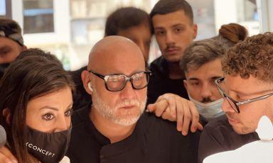 Martucci, ma che pizza! Il patron dei Masanielli di Caserta a Identità Golose Milano con Birra del Borgo