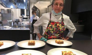 La cucina abruzzese arriva a Milano: quattro piatti icona di Patrizia Corradetti all'hub di Identità