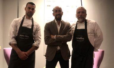 La leggerezza in consistenze: tutte le bontà del ristorante Manuelina in Romagnosi
