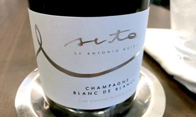 Antonio Guida: vi presento lo Champagne del Seta
